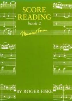 Score reading – Book 2 - Roger Fiske - Partition - laflutedepan.com