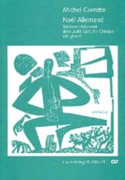 Michel Corrette - German Christmas Version In F Major - Sheet Music - di-arezzo.co.uk