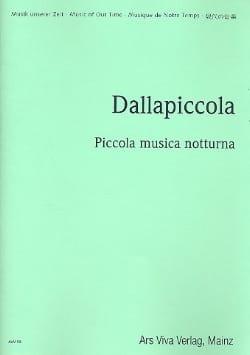 Piccola musica notturna (Version orchestre) - laflutedepan.com
