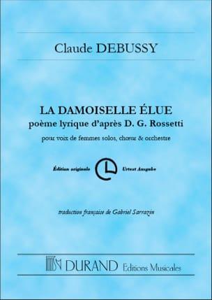 La Damoiselle Elue, Poème Lyrique D'après D.G. Rossetti laflutedepan