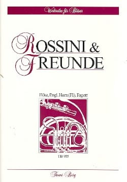 Rossini und Freude - Partitur Stimmen - Sheet Music - di-arezzo.com