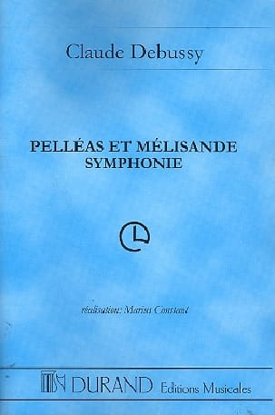 Pelléas et Mélisande Symphonie – Conducteur - laflutedepan.com