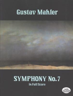Gustav Mahler - Symphony N ° 7 - Full Score - Sheet Music - di-arezzo.co.uk