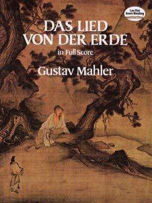 Gustav Mahler - Das Lied von der Erde - Full Score - Partition - di-arezzo.fr