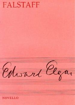 Edward Elgar - Falstaff Opus 68 - Score - Partition - di-arezzo.fr