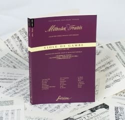 Philippe LESCAT et Jean SAINT-ARROMAN - Viole de Gambe: Methods and Treaties France 1600-1800 - Sheet Music - di-arezzo.com