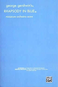 George Gershwin - Rhapsody in Blue - Score - Sheet Music - di-arezzo.com