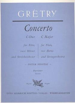 André Ernest Modeste Grétry - Concerto C-Dur - Flute u. Orch. - Sheet Music - di-arezzo.co.uk