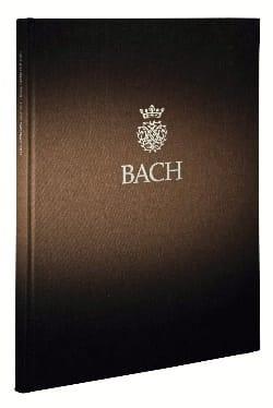 Johann Sebastian Bach - Festmusiken für das kurfürstlisch-sächsische Haus, 1 - Partition - di-arezzo.fr