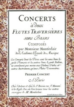 6 Concerts à deux flûtes traversières sans basse - laflutedepan.com