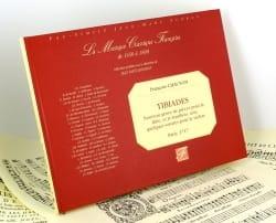 François Chauvon - Tibiades. Nuovo tipo di pezzi per flauto e oboe, con sonate - Partitura - di-arezzo.it