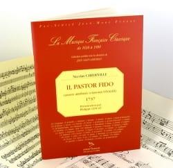 Chédeville Nicolas (Le cadet) / Vivaldi Antonio - Il Pastor Fido – 1737 - Partition - di-arezzo.fr