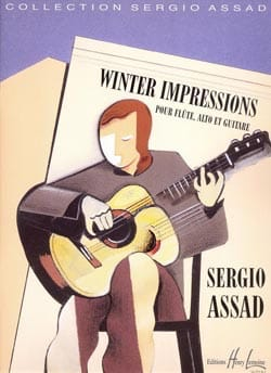 Sergio Assad - Winter impressions - Sheet Music - di-arezzo.com