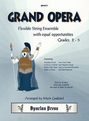 - Grand Opera - Grades 2-5 - Sheet Music - di-arezzo.co.uk