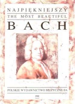 The most beautiful Bach - BACH - Partition - Violon - laflutedepan.com