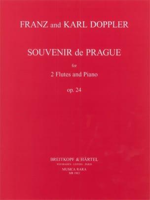 Souvenir de Prague op. 24 Doppler Franz / Doppler Karl laflutedepan