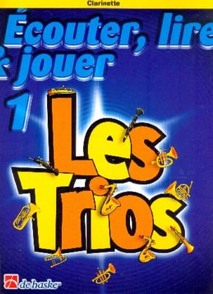 DE HASKE - Play Play and Play - The Trios Volume 1 - 3 Clarinets - Sheet Music - di-arezzo.com