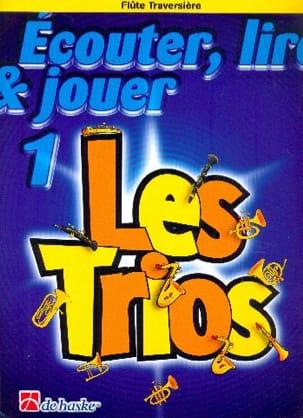 Ecouter Lire et Jouer - Les Trios Volume 1 - 3 Flûtes - laflutedepan.com