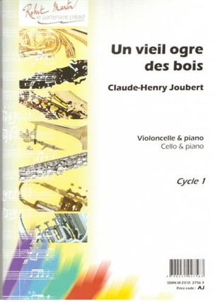 Claude-Henry Joubert - An old ogre of the woods - Sheet Music - di-arezzo.co.uk
