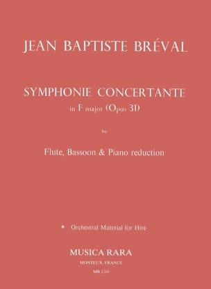 Symphonie concertante in F major op. 31 - laflutedepan.com