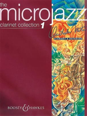 The Microjazz Clarinet – Coll. 1 - laflutedepan.com