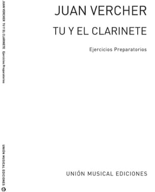 Juan Vercher - You are clarinete - Sheet Music - di-arezzo.co.uk
