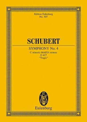 Symphonie Nr. 4 C-Moll D 417 - Franz Schubert - laflutedepan.com