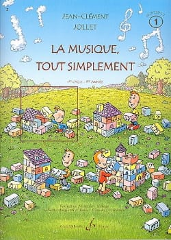 Jean-Clément Jollet - Music Simply Volume 1 - Teacher - Sheet Music - di-arezzo.com