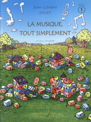 Jean-Clément Jollet - Music Simply - Volume 1 - Sheet Music - di-arezzo.com