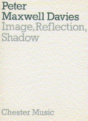 Image, Reflection, Shadow – Score - laflutedepan.com