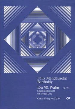 Psalm 98 op. 91 –Partitur - laflutedepan.com