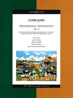 Aaron Copland - Orchestral Anthology Volume 2 - Conductor - Sheet Music - di-arezzo.co.uk