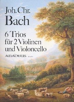 6 Trios für 2 Violinen u. Violoncello –Stimmen - laflutedepan.com