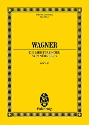 Die Meistersinger Von Nürnberg Wwv96 - laflutedepan.com