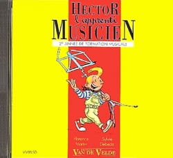 Sylvie DEBEDA, Florence MARTIN et Caroline HESLOUIS - CD - Hector The Apprentice Musician - Volume 2 - Sheet Music - di-arezzo.co.uk
