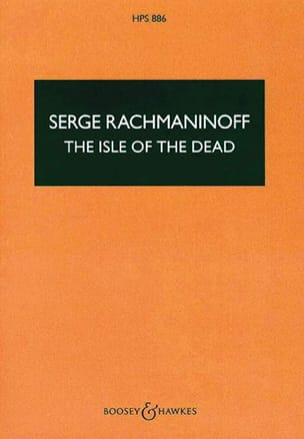 RACHMANINOV - The isle of the Dead - Score - Partition - di-arezzo.fr