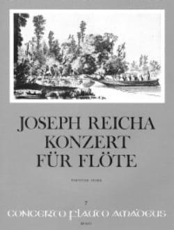 Joseph Reicha - Konzert für Flöte - Partitur - Sheet Music - di-arezzo.co.uk