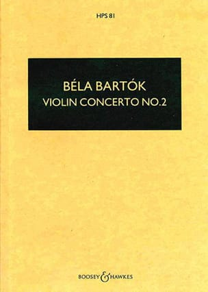 BARTOK - Sheet Music - di-arezzo.co.uk