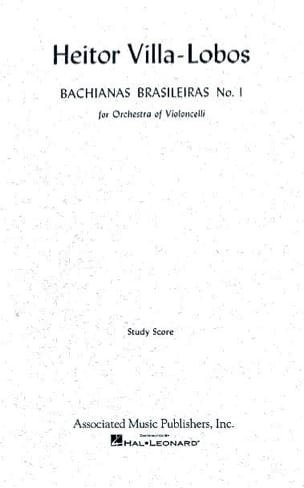 Bachianas brasileiras n° 1 - Conducteur laflutedepan