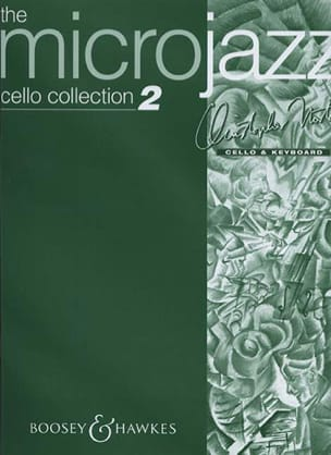 Christopher Norton - Microjazz Cello Collection 2 - Partition - di-arezzo.fr