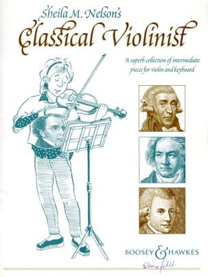 Sheila M. Nelson's Classical Violonist - laflutedepan.com