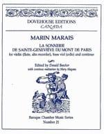La Sonnerie de Ste Geneviève du Mont de Paris - laflutedepan.com