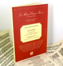 Sonates à violon seul avec basse continue - Livre 1 - laflutedepan.com