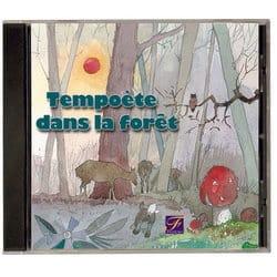 CD Tempoète Dans la Forêt - Partition - laflutedepan.com