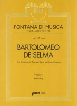 3 Canzonen –Soprano Basso u. BC - laflutedepan.com