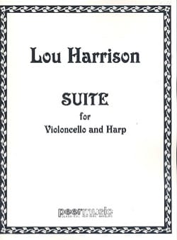 Lou Harrison - Suite - Partition - di-arezzo.fr