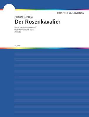 Richard Strauss - Der Rosenkavalier - Violine - Sheet Music - di-arezzo.com