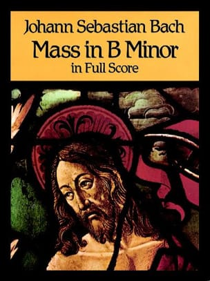 BACH - Mass in Si Minor - Full Score - Sheet Music - di-arezzo.com