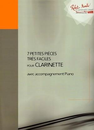 - Petites pièces très faciles pour clarinette - Partition - di-arezzo.fr