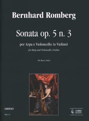 Sonata op. 5 n° 1 - arpa e violoncello o violino - laflutedepan.com